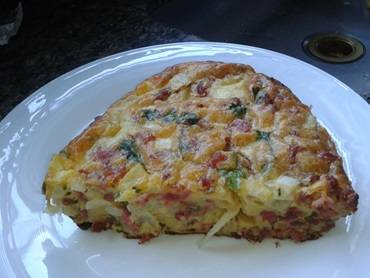 omelete 20 Receitas Low Carb