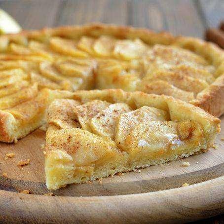 torta-maça 20 Receitas Low Carb