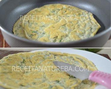 Como Fazer Omelete de Tapioca Fit