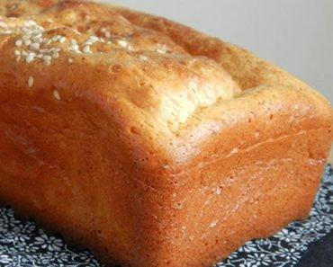 Receita Pão de Coalhada Fit