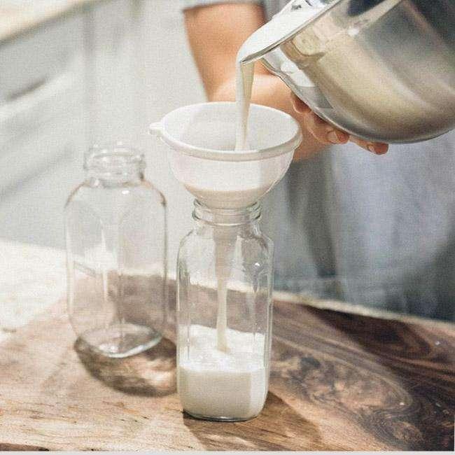 Como-Fazer-Leite-de-Amendoas-Caseiro Como Fazer Leite de Amendoas Caseiro