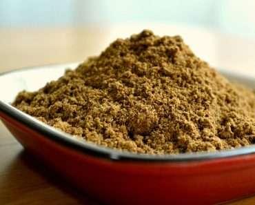 Receita Garam Masala (Tempero Indiano)