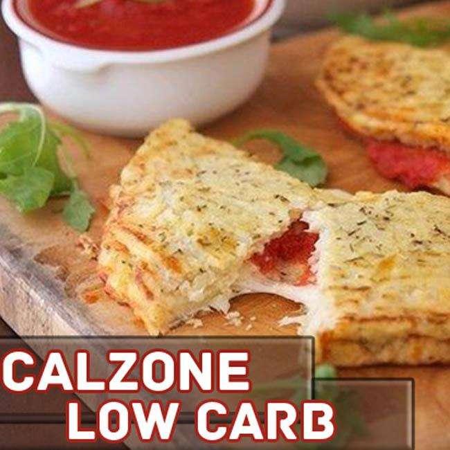 Calzone-de-Couve-Flor-Low-Carb Calzone de Couve Flor Low Carb