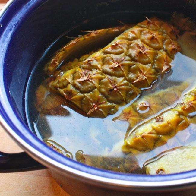 Cha-de-Casca-de-Abacaxi-Para-Emagrecer Chá de Casca de Abacaxi Para Emagrecer