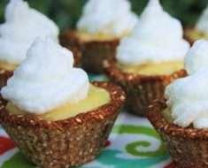 Como Fazer Torta de Limão Low Carb