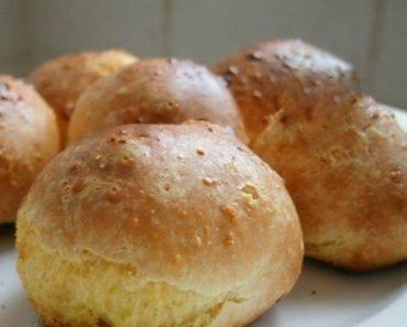 Pão Fit 3 Ingredientes Fofinho