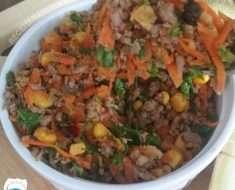Picadinho de Carne Moída com Legumes Saudável
