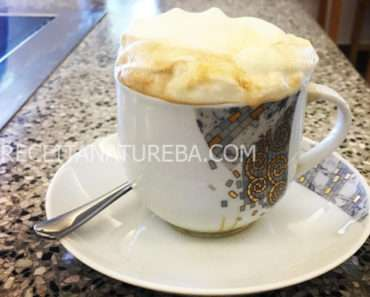 Café com Nata Low Carb