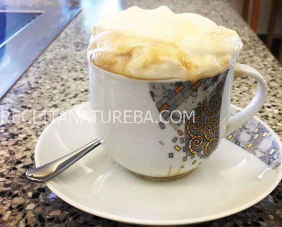 Café com Nata Low Carb