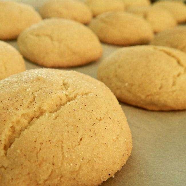 Biscoito-de-Limao-Low-Carb Biscoito de Limão Low Carb