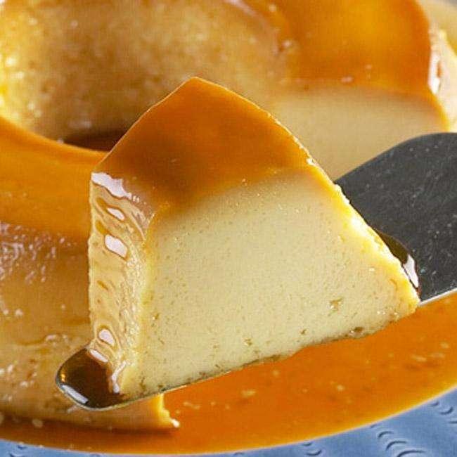 Pudim-Sem-Leite-com-3-Ingredientes-Low-Carb Pudim Sem Leite com 3 Ingredientes Low Carb