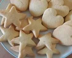 Receita de Biscoito de Arroz Sem Glúten