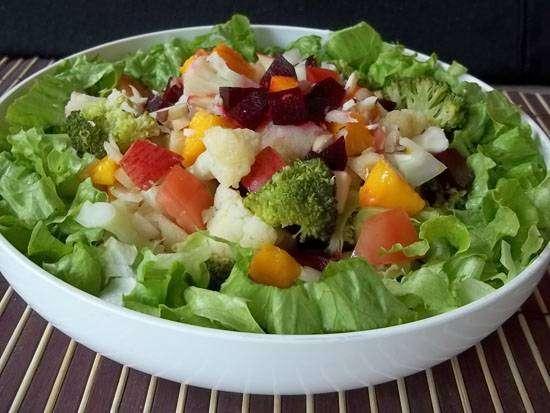 22-1 Saladas de Natal e Ano Novo Saudáveis