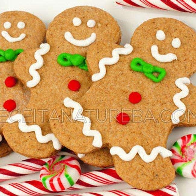 Biscoito-Fit-de-Natal Biscoito Fit de Natal