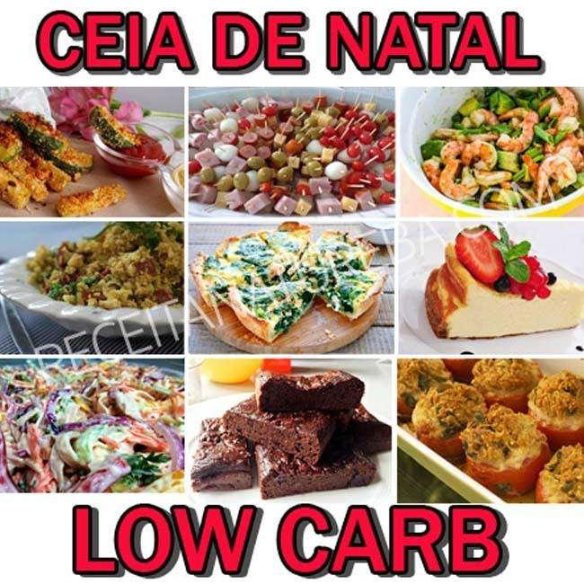 Ceia-de-Natal-Low-Carb-Economica Ceia de Natal Low Carb Econômica