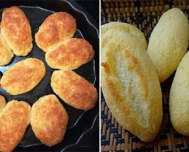 Receita de Pão de Tapioca com Kefir