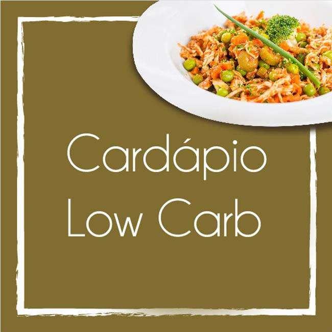 Cardapio-Low-Carb Cardápio Low Carb e Paleo Completo com Receitas Low Carb