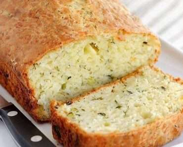 Pão de Cebola Fit