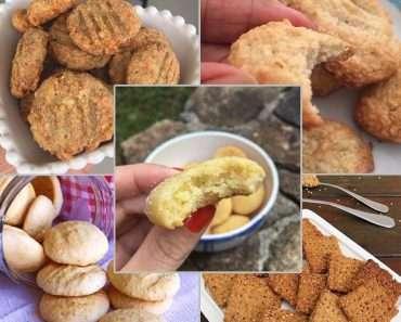 5 Receitas de Biscoitos para Diabéticos