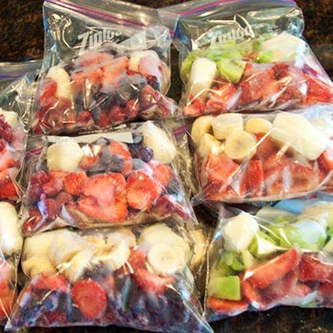 Como-Congelar-Frutas-Verduras-e-Legumes Como Congelar Frutas , Verduras e Legumes