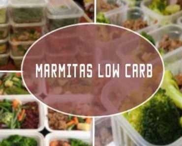 Marmitas Low Carb (Como Fazer, Como Congelar e Como Vender)