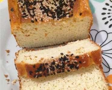Pão de Kefir Low Carb