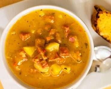 Sopa de Abóbora Detox (Opção de Jantar para Emagrecer)