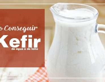 Como Conseguir Kefir (Onde Encontrar ou Como Comprar)