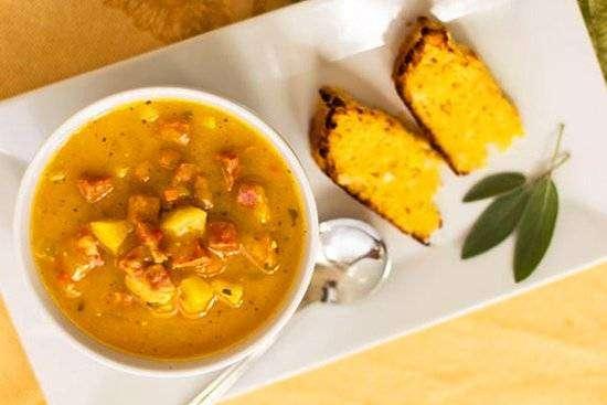 Sopa de Abobora Detox (Opção de Jantar para Emagrecer)