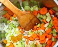 Legumes na Panela de Pressão em 3 Minutos