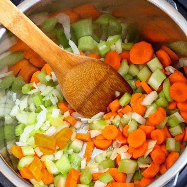 3 Legumes na Panela de Pressão em 3 Minutos