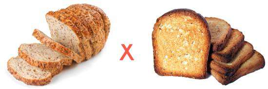 Pão Francês Engorda?