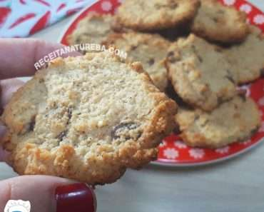 Cookies Sem Farinha Low Carb