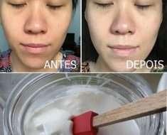 Mascara de Hidratação com Kefir