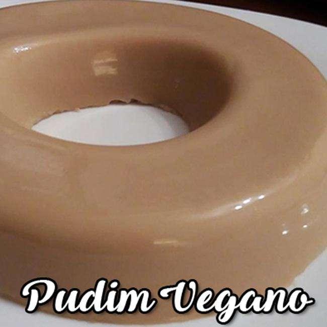 Pudim-Vegano-Sem-Leite Pudim Vegano Sem Leite