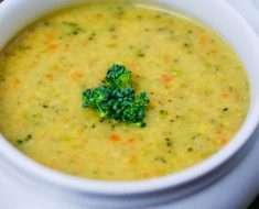 Receita de Sopa de Cará