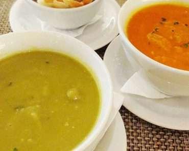 Sopa de Inhame Para Emagrecer