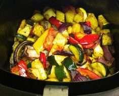 Legumes na Airfryer