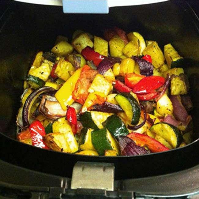 Legumes-na-Airfryer Legumes na Airfryer