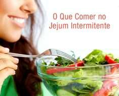 O Que Comer Depois do Jejum Intermitente