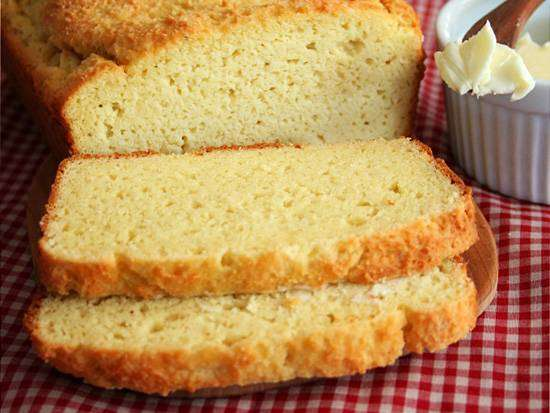 Receita de Pão Sem Carboidrato