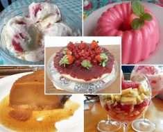 5 Sobremesas Fit Para o Dia das Mães