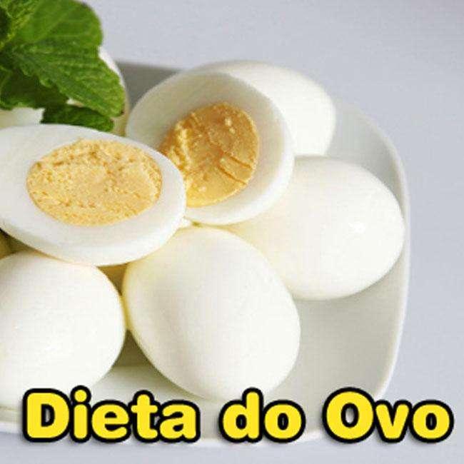 Dieta-do-Ovo-Cozido-Para-Emagrecer Dieta do Ovo Cozido Para Emagrecer
