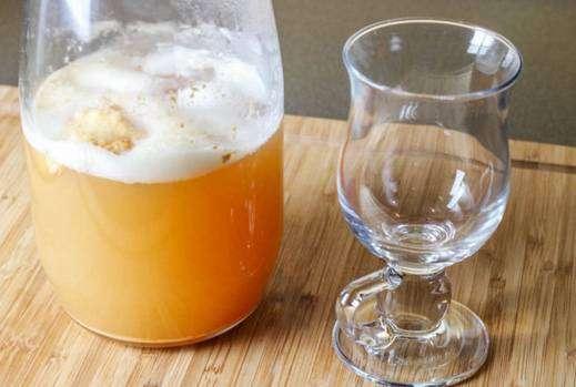 Kefir-Hard-Cider-9 Kefir de Aguá ou Kefir de Leite
