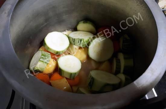 Sopa de Legumes Sem Macarrão