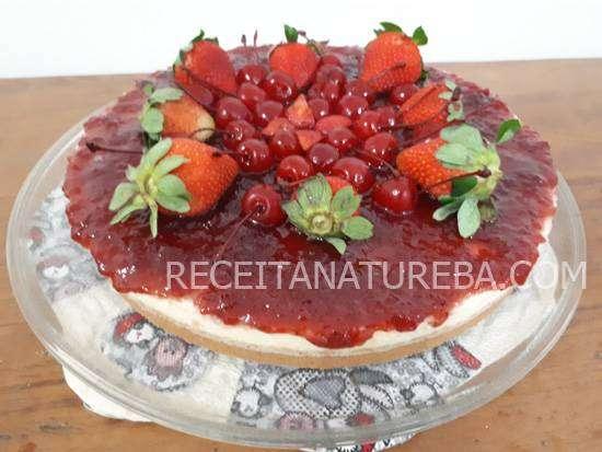 Torta de Kefir