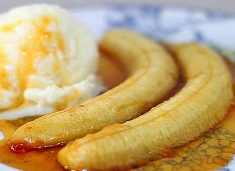 Banana na Airfryer