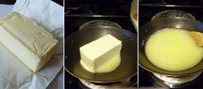 Como Fazer Manteiga Clarificada ( Ghee)