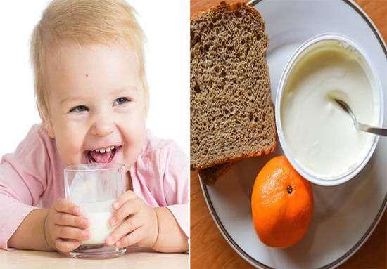 Kefir para Crianças: Como Consumir e Quais os Benefícios