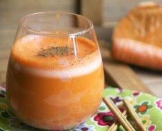 Suco de Batata Doce